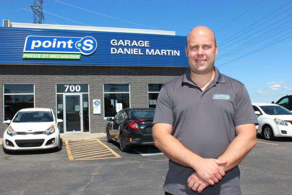 Garage Daniel Martin